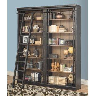 Bargain Emmaus Standard Bookcase ByGracie Oaks