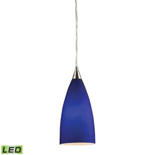 Brayden Studio Block 1-Light Cone Pendant