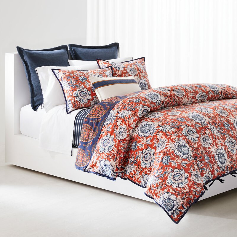Lauren Ralph Lauren Tessa Reversible Duvet Cover Set Reviews