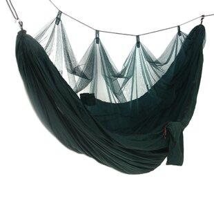 Dian Rahmawati Parachute Polyester Camping Hammock by Novica