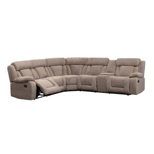 Herald Square Symmetrical Reclining Sectional