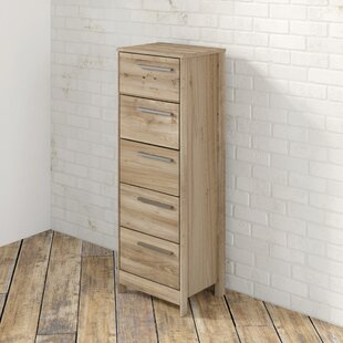 Reviews Wellow 5 Drawer Lingerie Chest by Mercury Row
