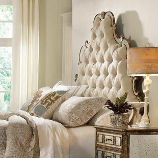 Hooker Furniture Sanctuary Upholstered Panel Headboard