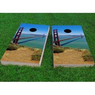 Custom Cornhole Boards Gol..