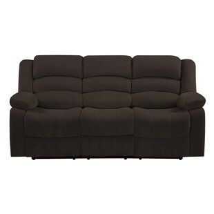 Compare & Buy Updegraff Living Room Reclining Sofa by Winston Porter Reviews (2019) & Buyer's Guide