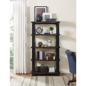 Elroy 65.7 Standard Bookcase by Wade Logan