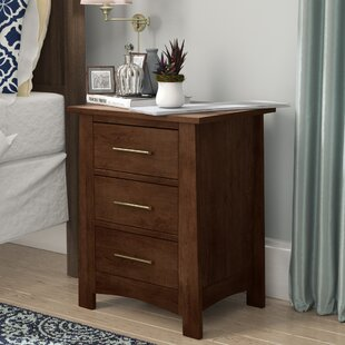 Treville 3 Drawer Nightstand