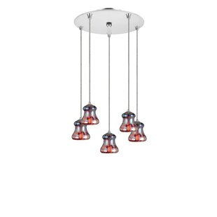 Warford 5-Light Pendant by Brayden Studio