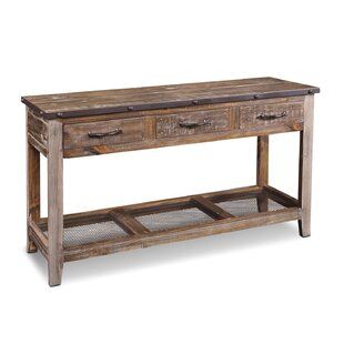 Horizon Home Console Table ByHorizon Home LLC