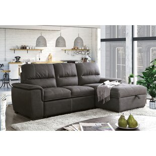 Budd Sleeper Sectional
