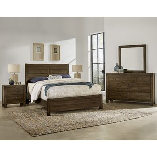 Lansdale Plank Panel Headboard by Loon Peak