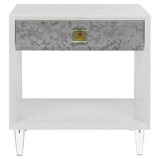 Firmin Eglomise End Table