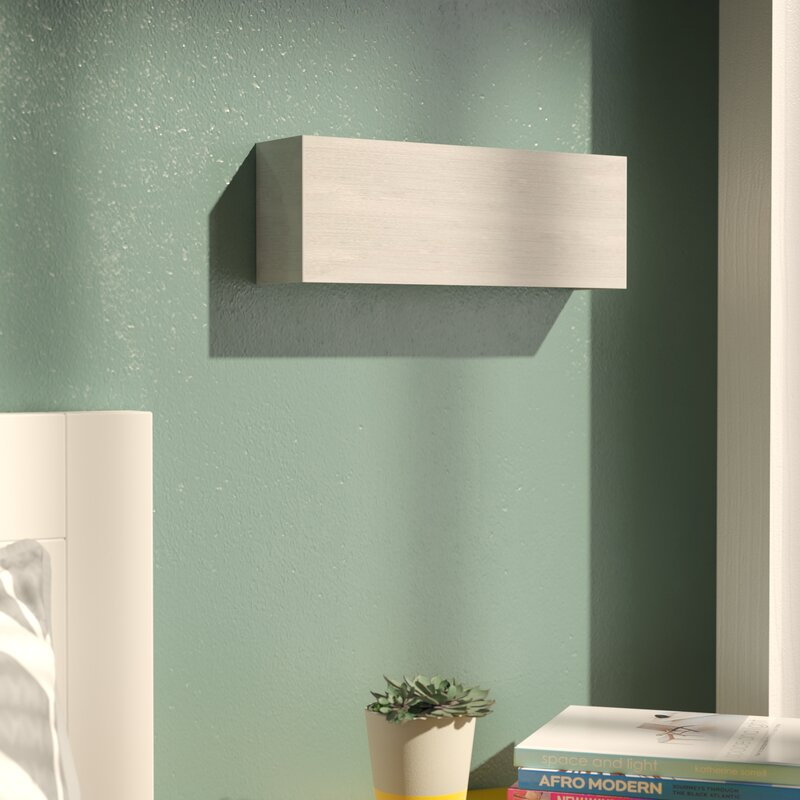 Zipcode Design Paige 1-Light Wall Sconce & Reviews | Wayfair