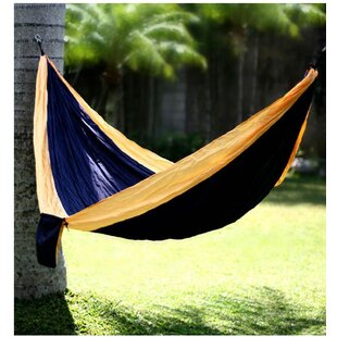 Dreams Parachute Nylon Camping Hammock by Novica Best Design