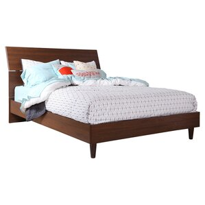 Olly Queen Platform Bed by South Shore