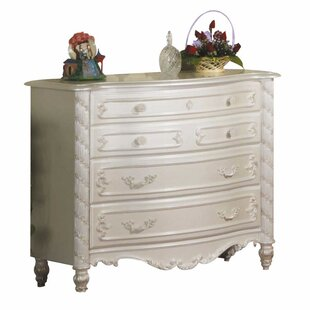 Shaima Look 4 Drawer Dresser