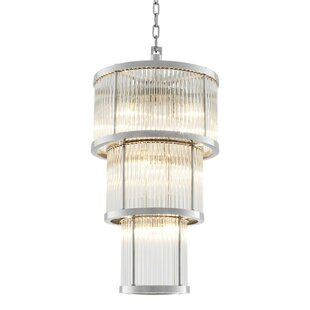 Avery 8-Light Crystal Chandelier by Eichh..