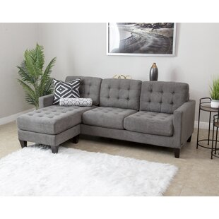 Remarkable Blaze Reversible Sectional By Mistana T Dailytribune Chair Design For Home Dailytribuneorg