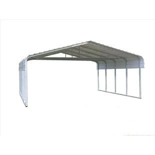 Versatube Building Systems Classic 24 Ft. x 18 Ft. Canopy