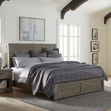 Hazzard Standard 2 Piece Bedroom Set by Williston Forge