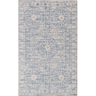 Inexpensive Phillip Light Blue Area Rug By Charlton Home