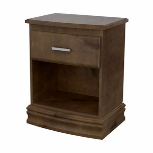 Carnegie Hill 1 Drawer Nightstand