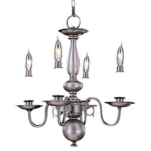 Darby Home Co Redhill 4-Light Candle Styl..