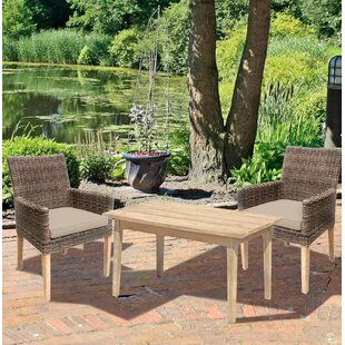 Viva 2 Seater Bistro Set With Cushions By Sol 72 Outdoor
