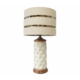 Find the perfect Bellwood Shell Column 29 Table Lamp By Highland Dunes