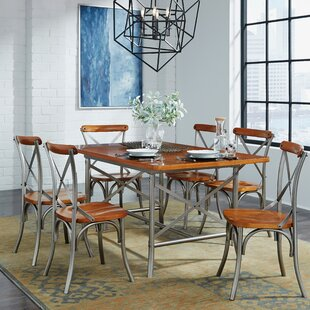 Haycraft 7 Piece Dining Set Williston Forge