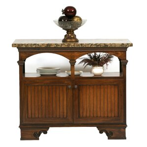 American Premiere Kitchen Island with Granite Top by Eagle Furniture Manufacturing