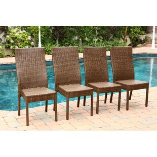 Lisette Patio Dining Chair (Set of 4)