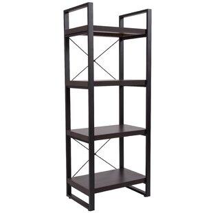 Glidewell Standard Bookcase by Ebern Designs