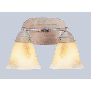 Volume Lighting 2-Light Vanity Light