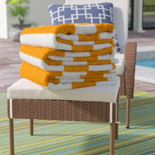 Ravenworth 100% Cotton Beach Towel (Set of 3)