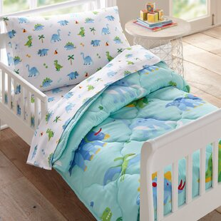 eab6dbae5e73f Dinosaur Bedding | Wayfair