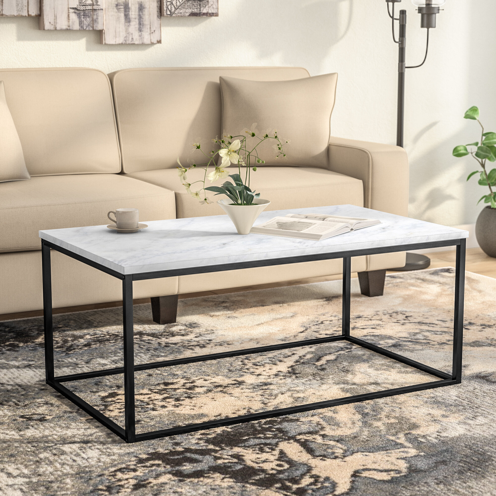 758755affff69 Williston Forge Arianna Coffee Table   Reviews