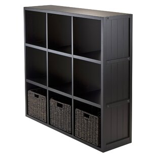 Niles Cube Unit Bookcase by Breakwater Bay