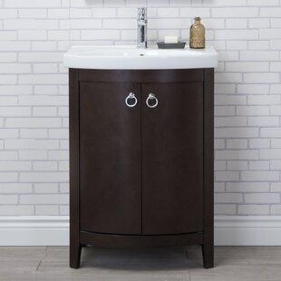 Wynkoop 25 Single Bathroom Vanity Set by Lark Manor