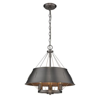 Williston Forge Didomenico 3-Light Pendant