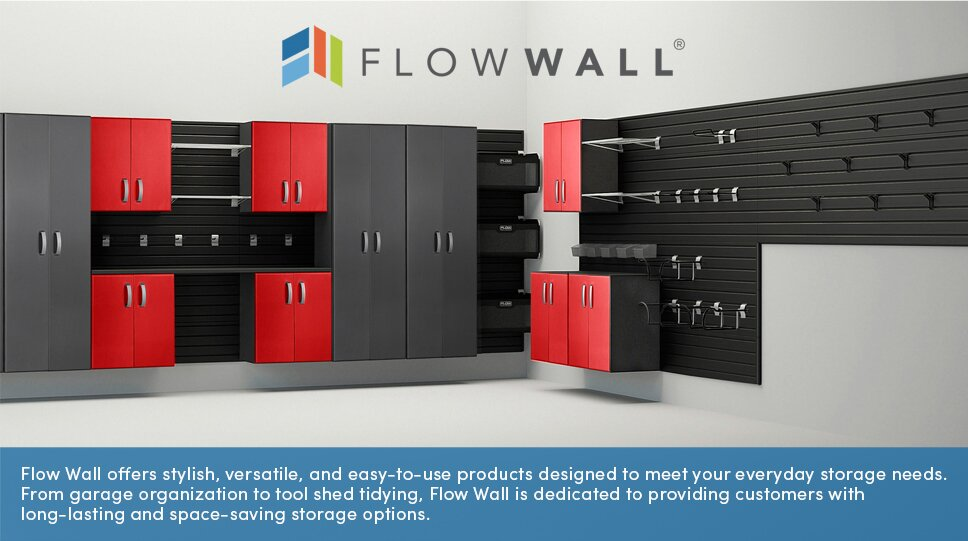 Incroyable Flow Wall | Wayfair