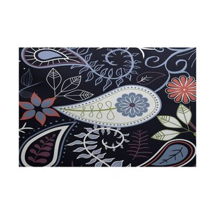 Vinoy Navy Blue Indoor/Outdoor Area Rug