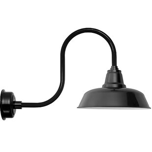 Goodyear LED Outdoor Barn Light by Cocoweb