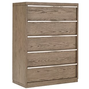 Duquette 5 Drawer Chest