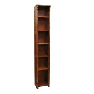 Pinson Solid Spindle Standard Bookcase