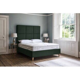 Staci Upholstered Bed Frame By Ebern Designs