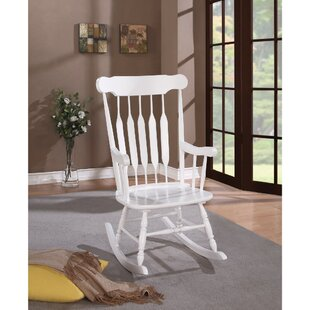 August Grove Cashman Rocking Chair