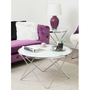 Littlefield 2 Piece Coffee Table Set