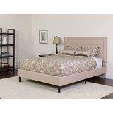 Nadya Queen Upholstered Platform Bed by Winston Porter