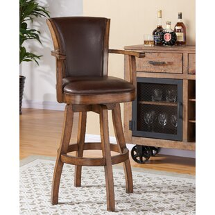 Shockley Swivel Bar & Counter Stool